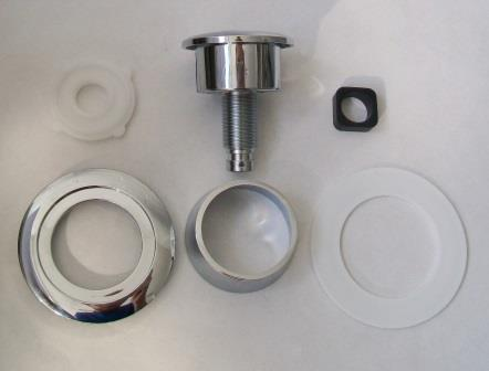 push button toilet cistern parts. Viva Dual Flush Toilet Cistern Push Button  08001230 Plumbers